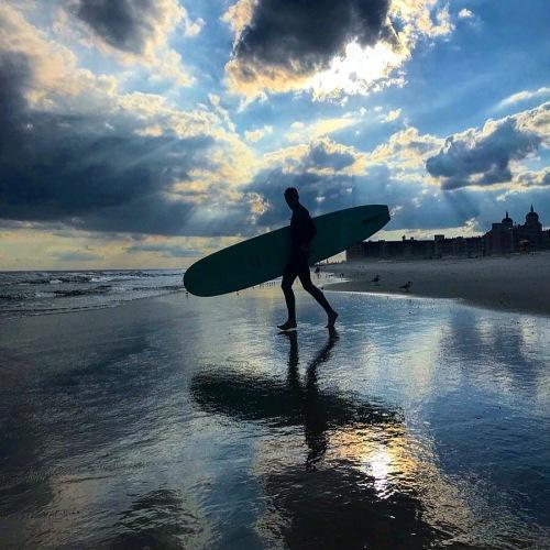 Chris Sunset Surf Lido West NY