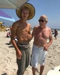 Chris and Papa Lido West NY